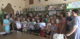 «Праздник книги» в библиотеке Бутучан от «Народного Действия»