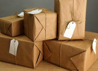 Таможенный сбор на посылки
