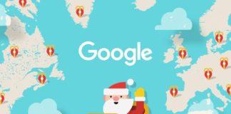 """Санта-Клаус под """"колпаком"""": его можно отследить в Google"""