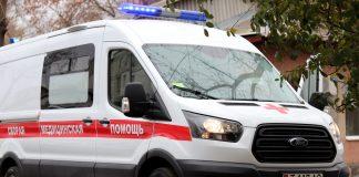 Спецтранспортом девочка была доставлена в реанимацию больницы г. Кишинёва