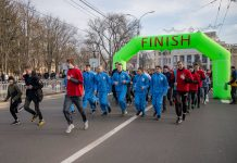 В Приднестровье прошел массовый забег: Год здоровья стартовал