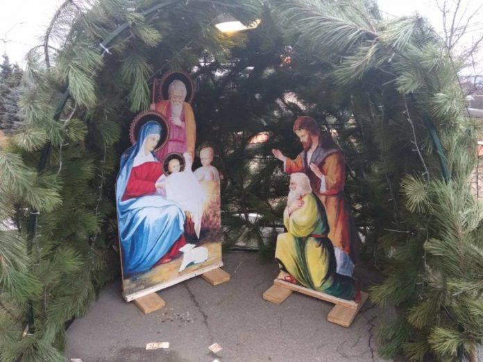 Рождественские праздники в Рыбнице
