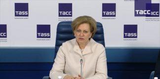 Анна Попова, глава Роспотребнадзора. Фото: youtube.com