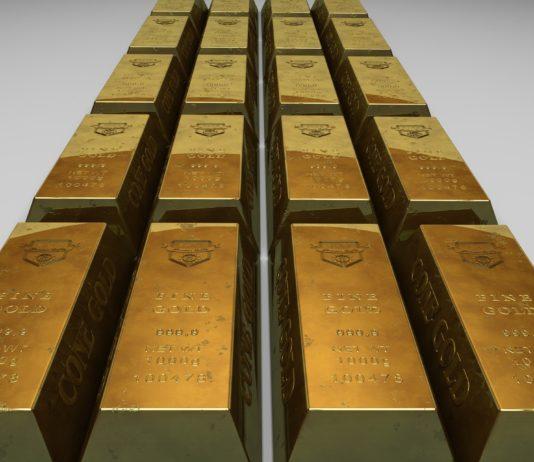 Цена на золото 27 января 2020 года достигла максимума за последние 6 лет