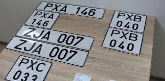 Авто на приднестровских номерах блокируют на границе