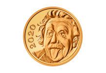 Выпущена самая маленькая монета в мире