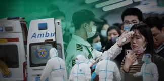 Китай: вспышка коронавируса. Фото: 24tv.ua