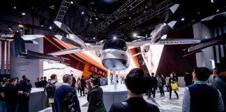 Выставка в Лас-Вегасе CES 2020