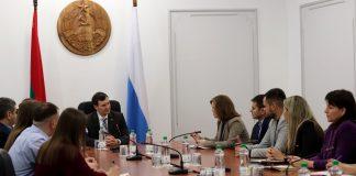 Руководство Минздрава и айтишники обсудили разработку нового ресурса