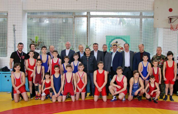 В Рыбнице прошел международный турнир