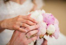 Восемь пар зарегистрировали свой брак ночью