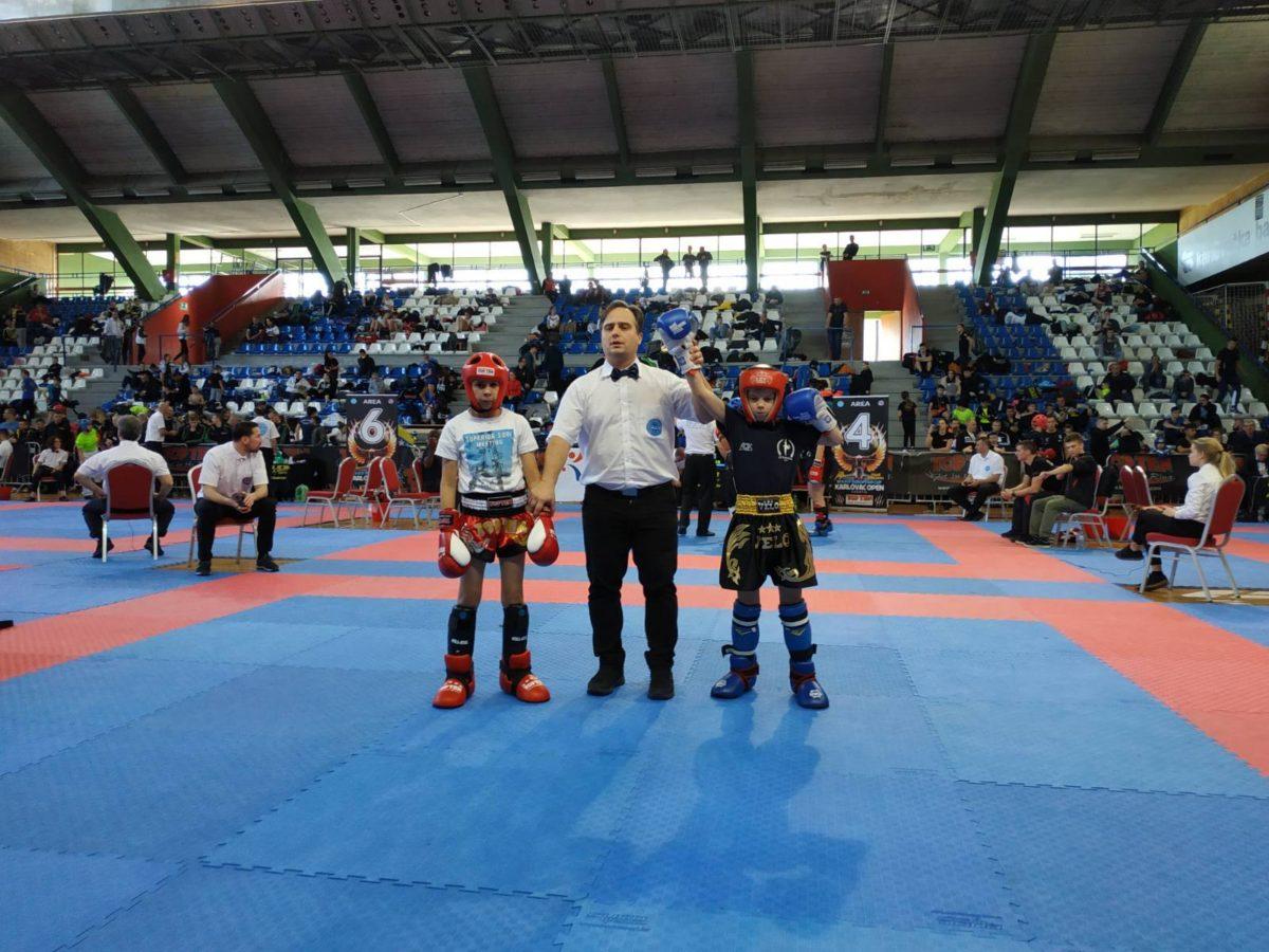 Рыбничанин Данил Максименко бронзовый призер Кубка Европы