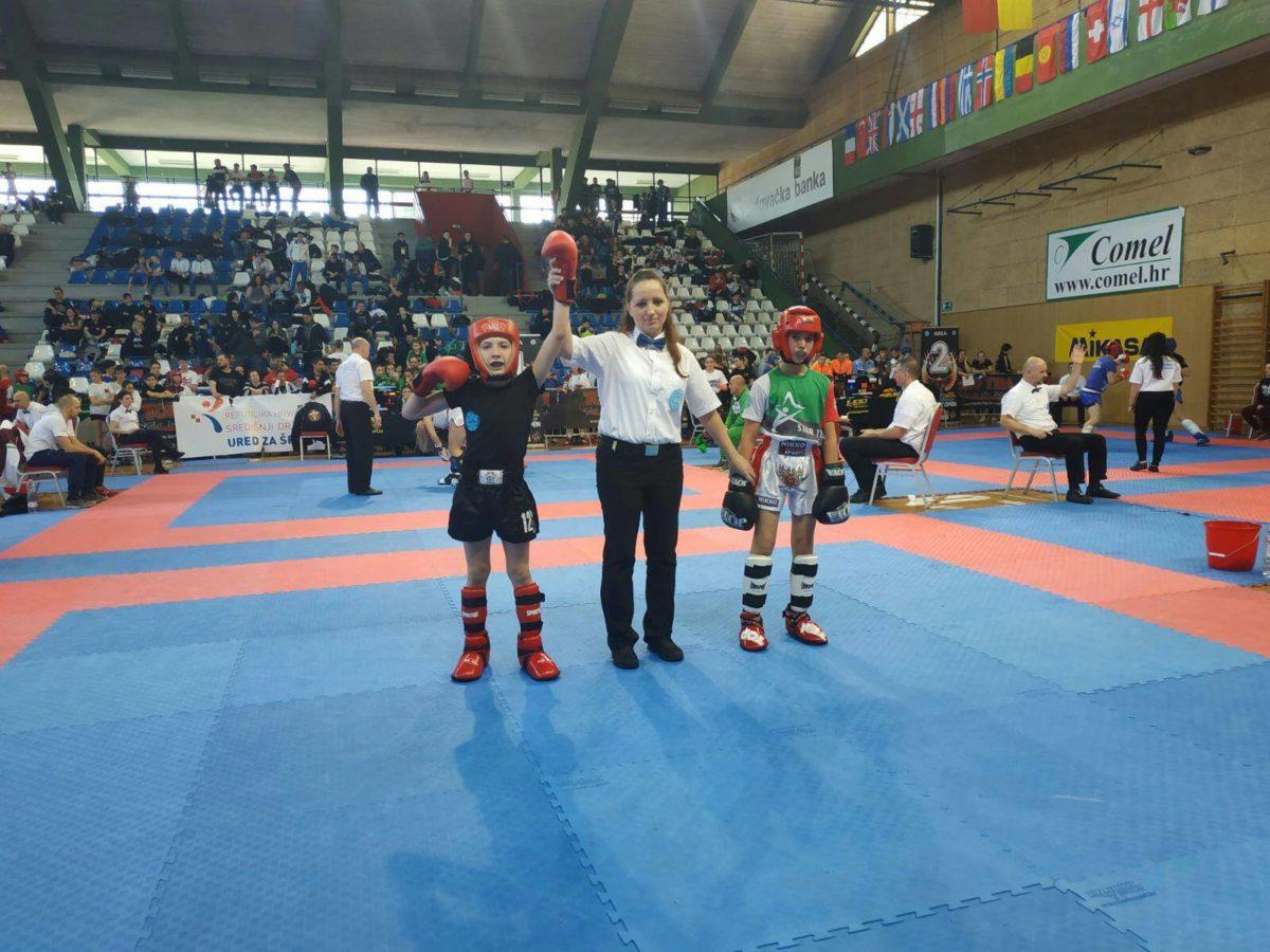 Рыбничанин Дмитрий Венгер бронзовый призер Кубка Европы по кикбоксингу