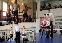 В Рыбнице прошел открытый чемпионат и первенство города по кикбоксингу WAKO