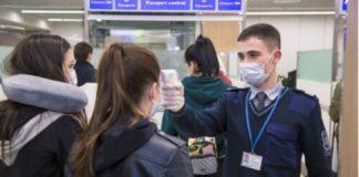 Два гражданина Молдовы с подозрением на коронавирус доставлены из аэропорта в больницу
