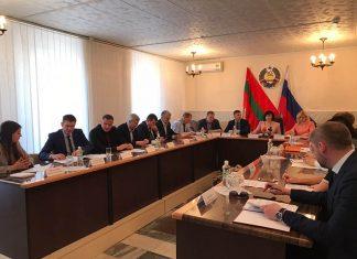 В ЦИК ПМР состоялось заседание