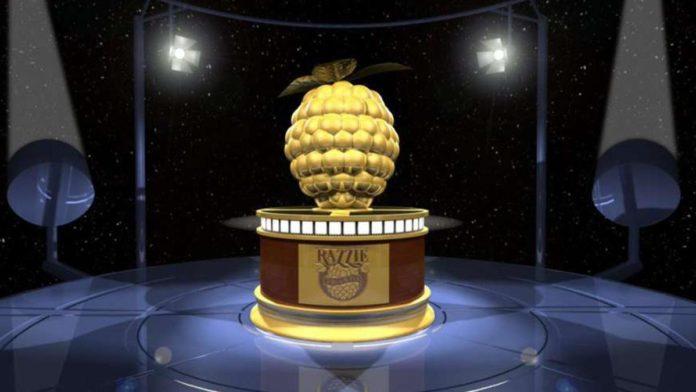 Худшая премия Голливуда -- «Золотая малина». Фото: 24tv.ua