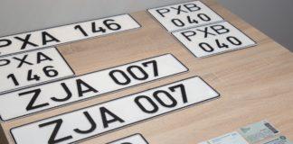 Выдача нейтральных номерных знаков в Приднестровье приостановлена