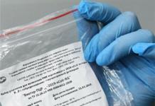 Тесты для проведения диагностики коронавируса поступят из России в Приднестровье