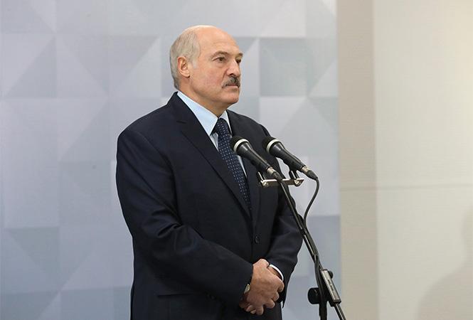 Президент Белоруссии. фото с сайта http.president.gov.by