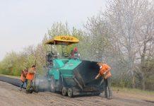 Ремонт дорог в Рыбницком районе идет по плану