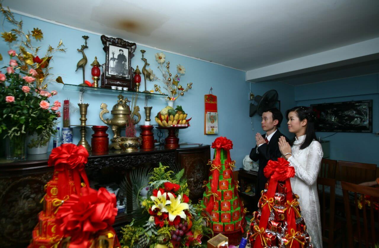 """""""Люди беспрекословно следовали правилам. Все сидели по домам"""" Фото: vietnamchik.com"""