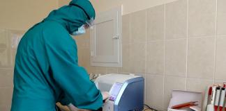 Нулевой тест на антитела к COVID-19 провели в Рыбнице