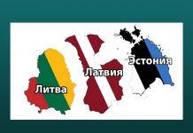 Латвия, Литва и Эстония откроют границы с 15 мая.