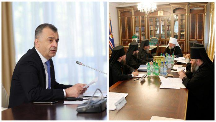 Ответ премьер-министра Митрополии Молдовы