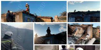 Семь пожаров произошло в Приднестровье за неделю