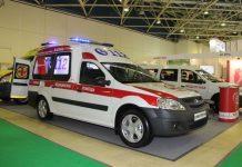 Специальный медицинский автомобиль