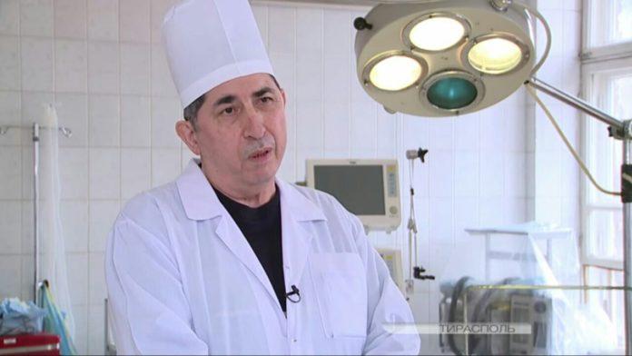 В Приднестровье от коронавируса умер хирург высшей категории
