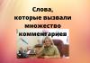 Высказывания российской чиновницы вызвали множество комментариев.
