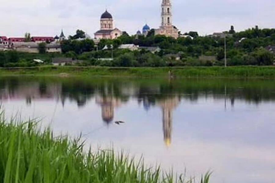 В Кицканах вода подобралась к садово-огородному товариществу «Поляков» . Фото: brown.ru.net