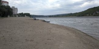 В Рыбнице благоустраивают места отдыха на воде. Фото: Twitter