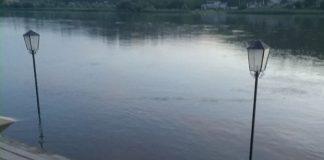 Набережная реки Днестр по ул. Вальченко, Рыбница