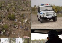 Приднестровцам не рекомендуется посещать кладбище в поминальные дни