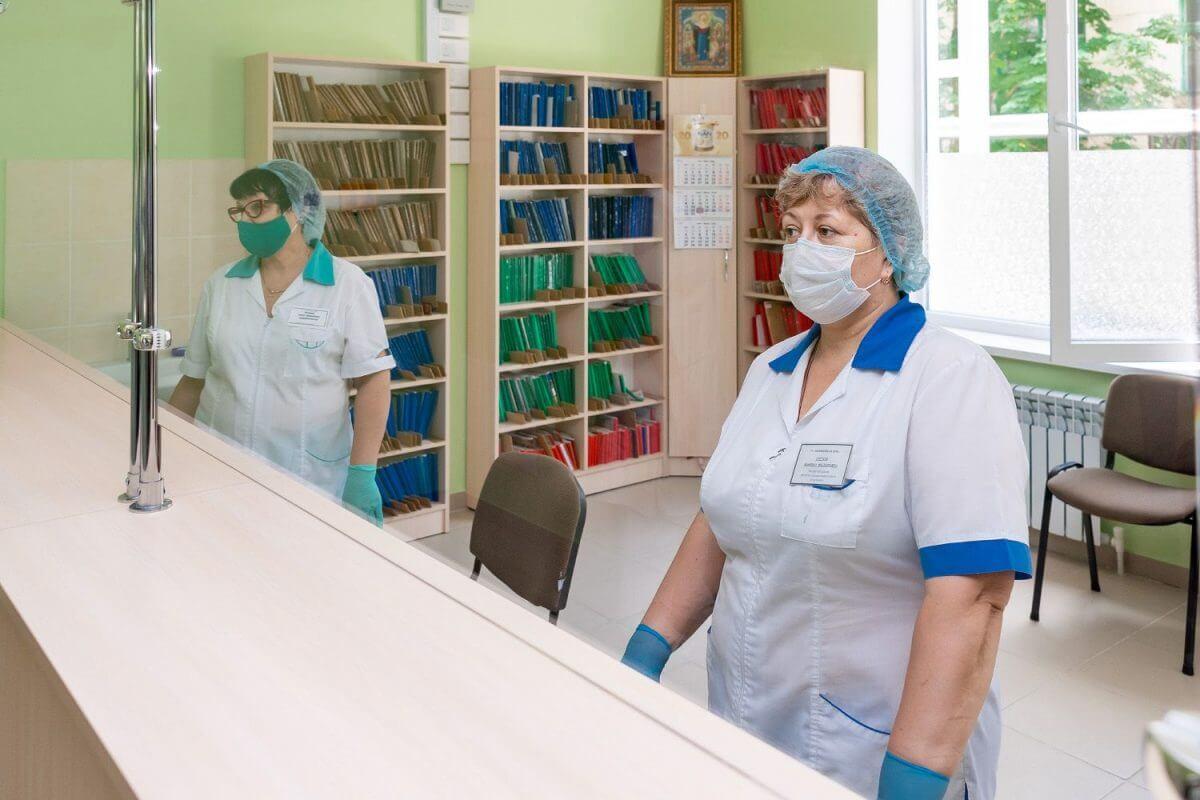 Отделение снова принимает детей на стационарное лечение