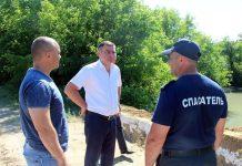 Глава госадминистрации проинспектировал район. Фото пресс-службы госадминистрации Рыбницы