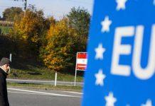 Под запрет не попадают люди, которые постоянно проживают в ЕС, граждане стран-членов ЕС, которые сейчас находятся за рубежом, члены их семей и дипломаты. Фото: 24tv.ua