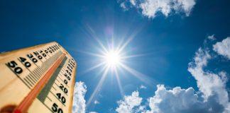 11 июня по республике ожидается повышение температуры воздуха до +33 и выше