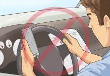 Штрафы за разговоры по телефону за рулём могут ввести в Приднестровье. Фото: priziv34.ru