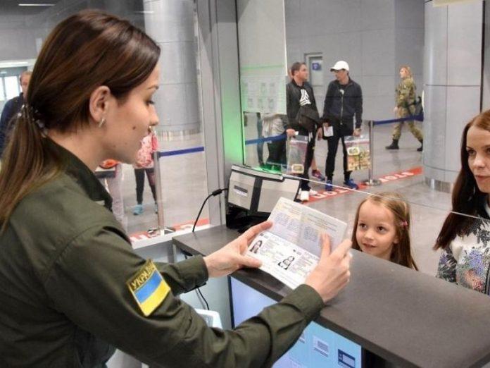 Украина оставила Молдову в списке стран «красной зоны».