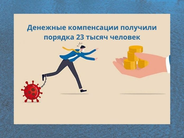 Приднестровским предпринимателям государство выплатило более 25 млн рублей в период пандемии