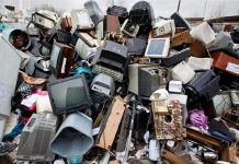В 2019 году масса выброшенной на свалку электроники превысила массу взрослого населения Европы. Фото: ecologynow.ru