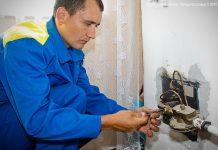 Сотрудники газовой службы возобновили техническое обслуживание в домах