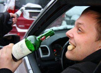 За неделю от управления автомобилями отстранены 32 водителя. Фото: punkt-a.info