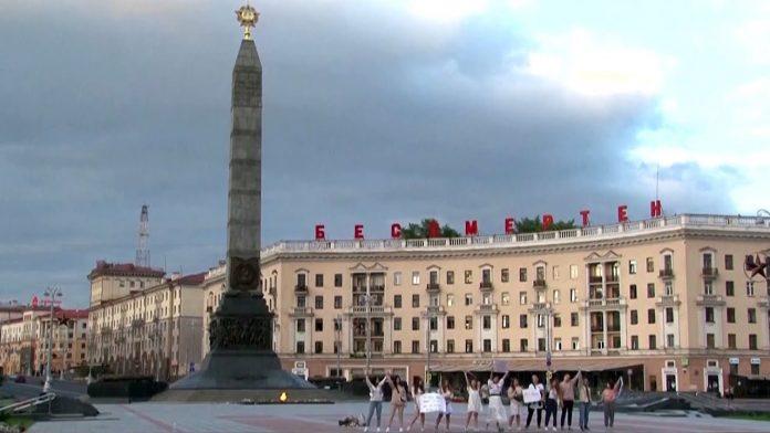 В Белоруссии наступило относительное затишье