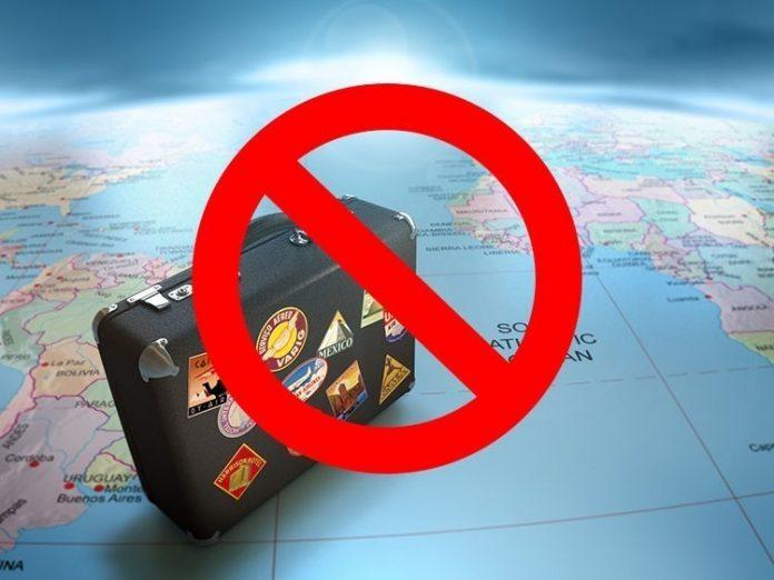 Запрет на выезд за пределы республики в туристических целях сохраняется