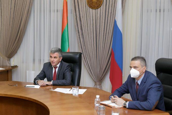фото пресс-службы президента: заседание Оперштаба